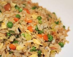 طرز تهیه متفاوت برنج سرخشده