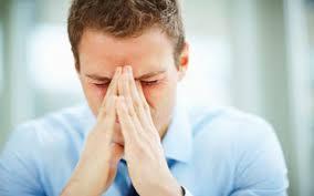 علائم نشان دهنده اضطراب بیش از حد