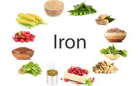 افزایش آهن بدن با این مواد غذایی