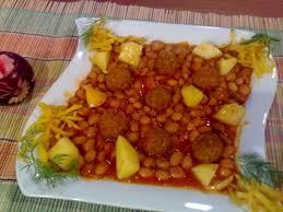 طرز پخت خوراک گوشت و لوبیا ویژه افراد کم خون