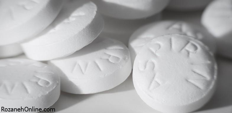 تاثیر داروی آسپرین بر مشکلات پروستات