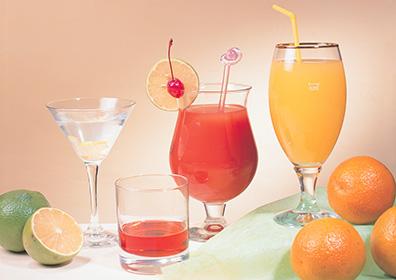 آموزش درست کردن کوکتل لیمو و گیلاس در تابستان
