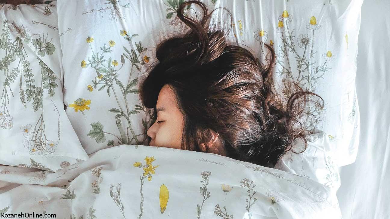 دوباره خوابیدن با برخی روش ها