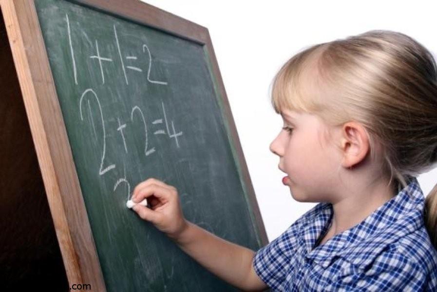 کودکان ورزشکار و حل مسائل ریاضی