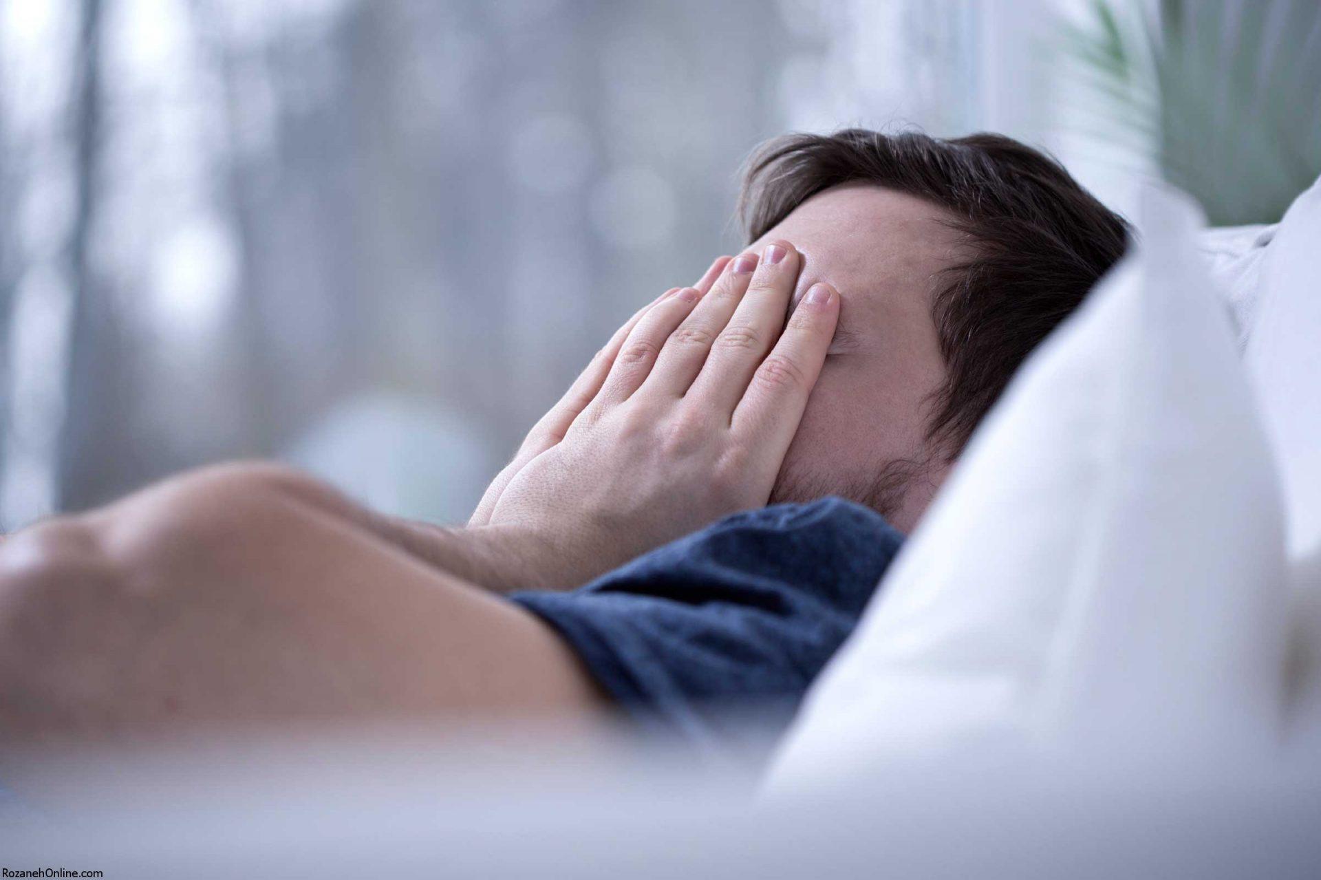 اختلالات خواب زمینه ساز انواع سکته قلبی و مغزی