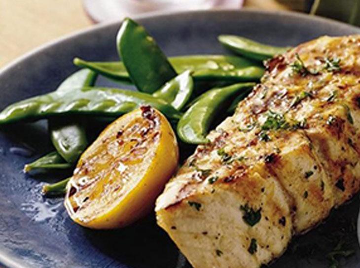 طرز پخت استیک ماهی غذایی کم کالری