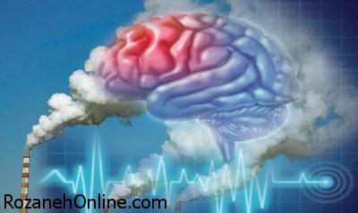 اثرات منفی آلوده شدن هوا برای مغز