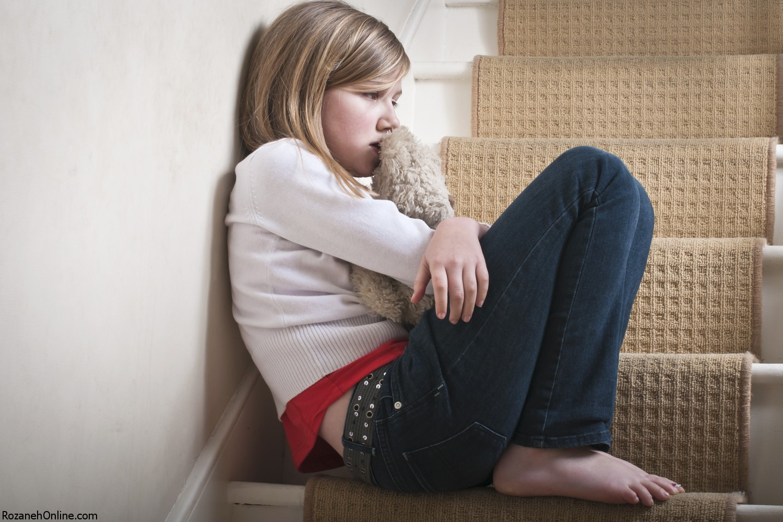 غفلت از کودک و ابتلای وی به اختلال روانی