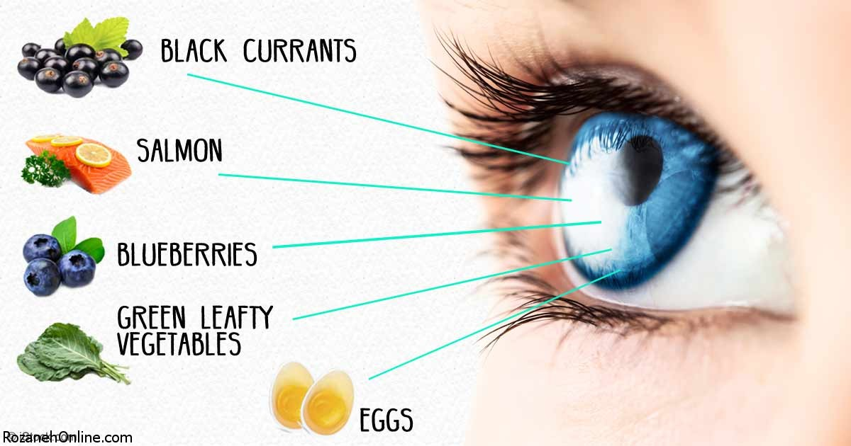 بهبود بینایی با مصرف میوه انبه