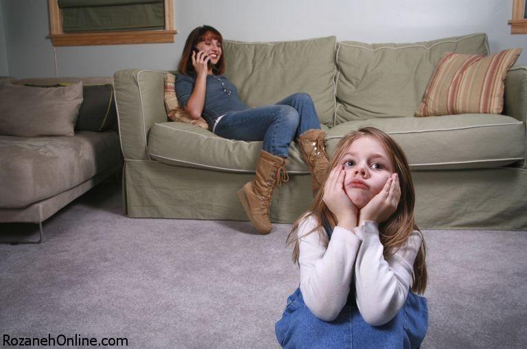 پیامدهای غفلت از کودک توسط والدین
