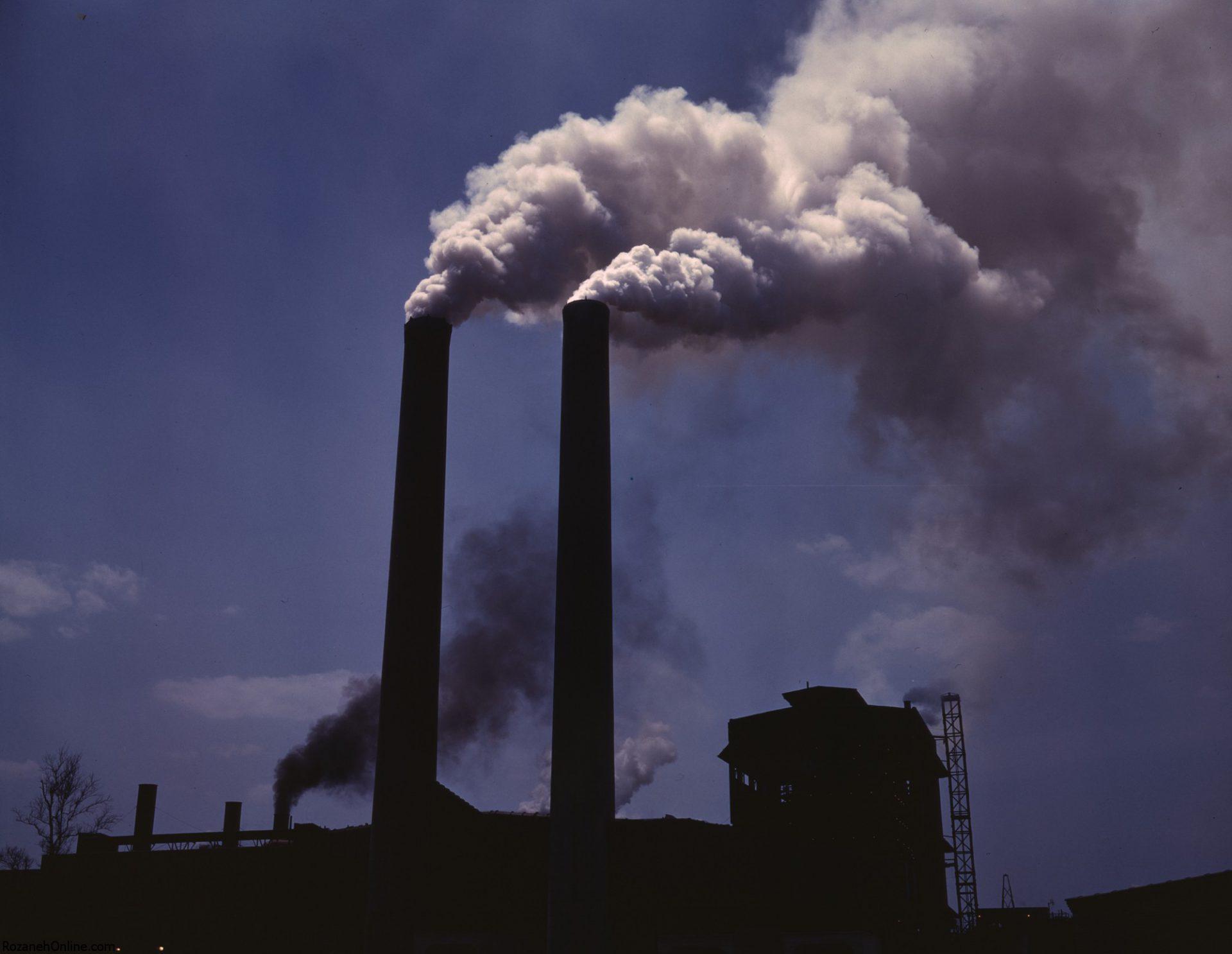 مضرات آلودگی هوا را بشناسید