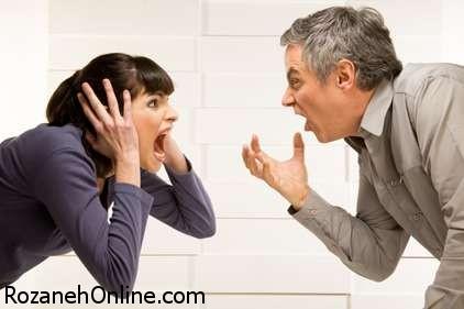 مقابله با خشم و پرخاشگری در خانواده ها