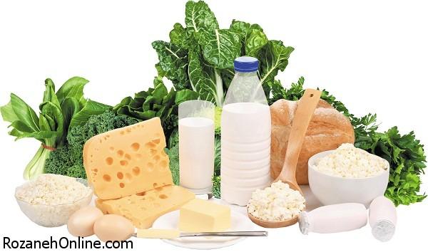 فواید کلسیم در بدن و آشنایی با منابع غذایی دارای کلسیم