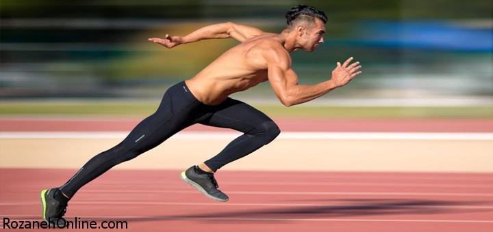 راههای سریع دویدن و کمک به سوزاندن کالری