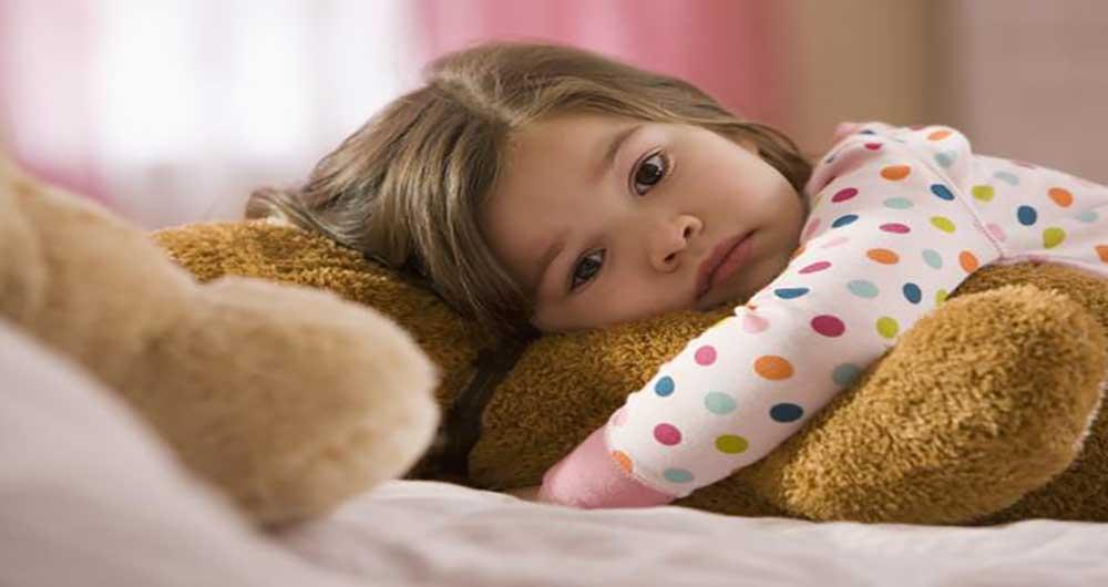 اطفال و پیاده روی در خواب
