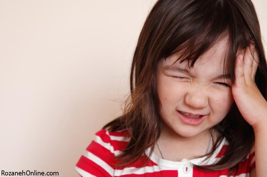 عوامل محیطی ایجاد کننده سردرد در کودکان