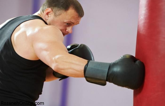 آموزش مشت زدن بطور حرفه ای یا آموزش حرکت Punch