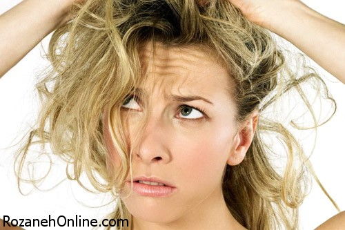 حدود ریزش مو طبیعی تا چه اندازه می باشد؟