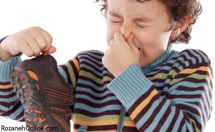 رعایت بهداشت و خوشبویی کفشها