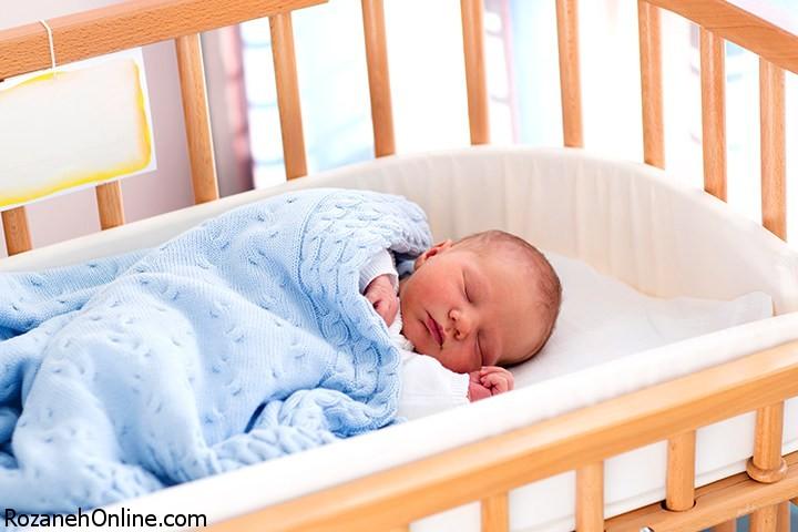 مقابله با مرگ ناگهانی در نوزاد