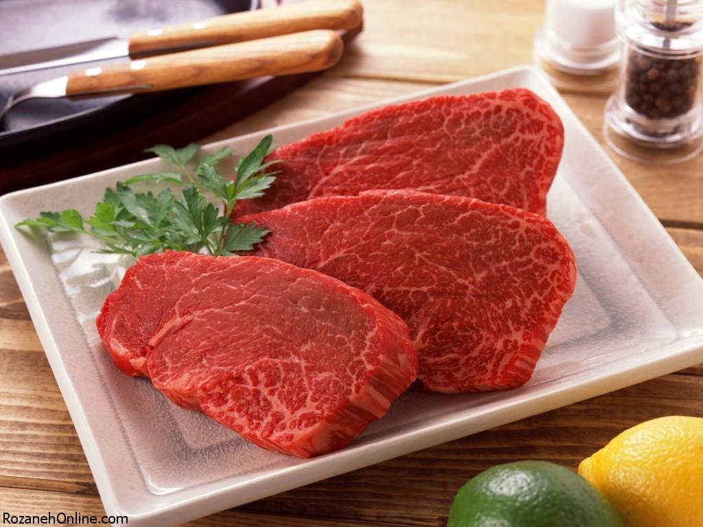 اهمیت مصرف گوشت برای درمان ناباروری