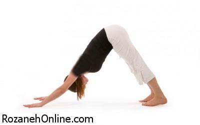 آموزش حرکات یوگا و تاثیر آن در تنظیم کردن هورمون بدن
