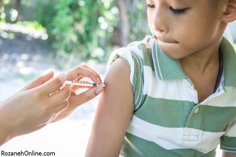 واکسن آنفولانزا و تاثیرات آن بر روی سرماخوردگی