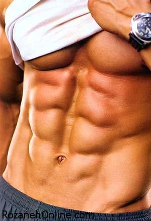 ساختن عضلات شکم با انجام این ورزش های موثر