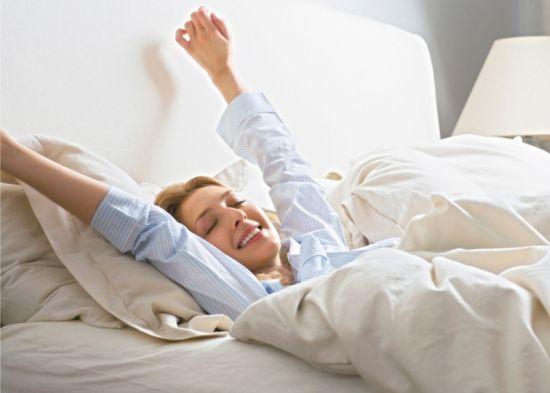 نکاتی مهم برای سرحال بیدار شدن از خواب در صبح