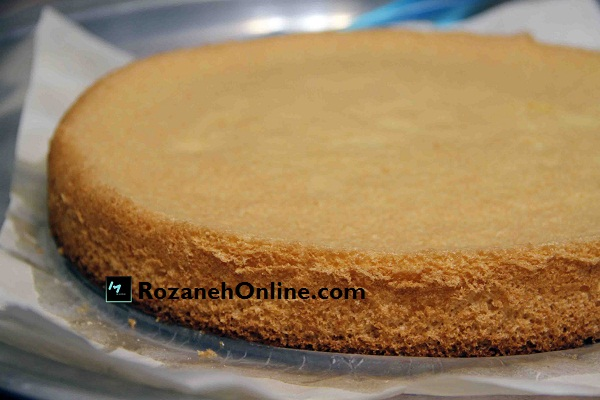کیک تخته ای یا اسفنجی را چگونه درست کنیم