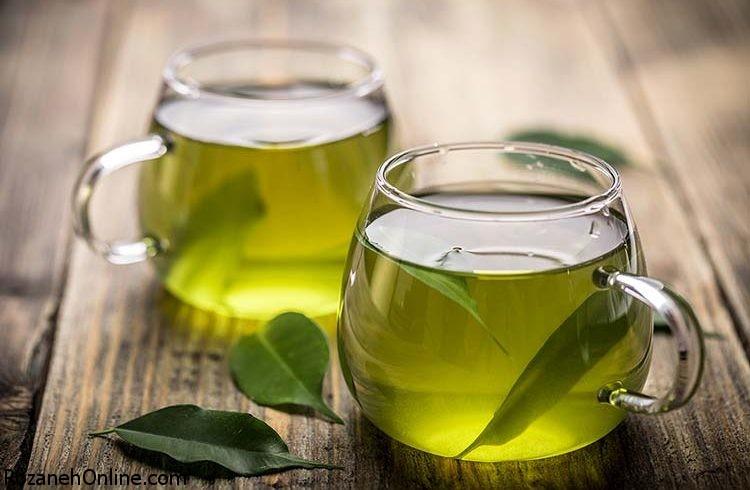 خواص چای سبز و تاثیرات فوق آلعاده آن بر فشار خون