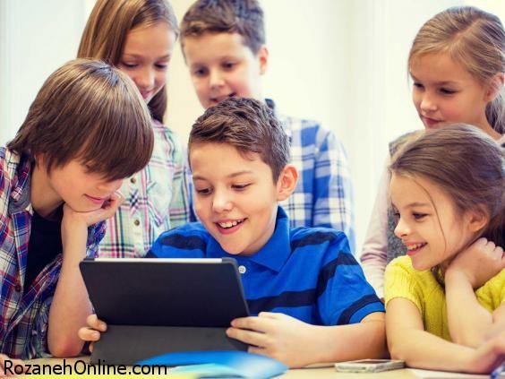 استفاده از تبلت و از بین رفتن مهارت های کودک