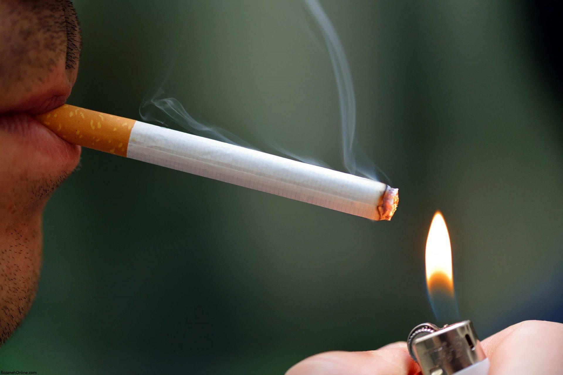 آسیب های کشنده سیگار
