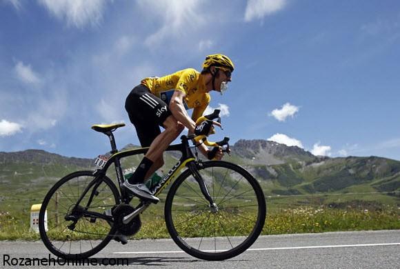 فواید دوچرخه سواری در سوزاندن کالری و کاهش وزن