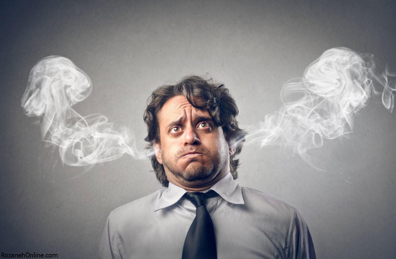از بین رفتن سلامت عقل بوسیله داشتن استرس