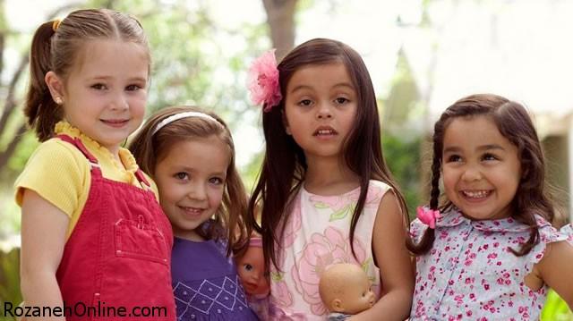 علاقه کودک به خبرچینی