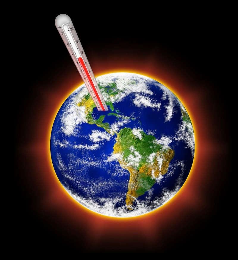 گرم شدن هوا و افزایش پشه های ناقل بیماری