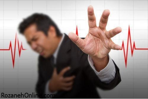 حمله قلبی و نشانه های خاموش آن