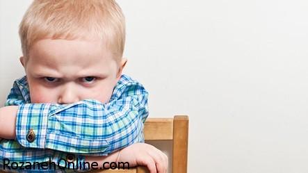 پرخاشگری کودک در محیط خانواده