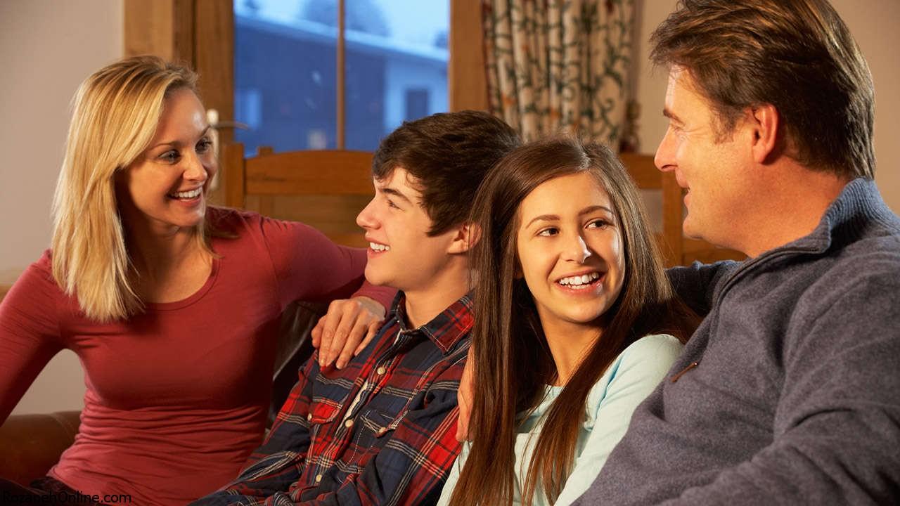 تربیت کودک و تناقض والدین در این زمینه