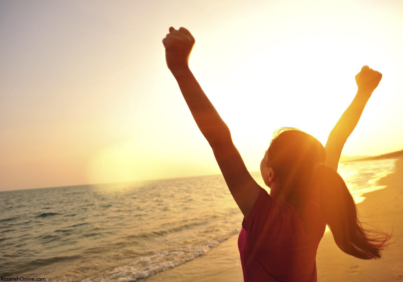 ورزش کردن برای تقویت روحیه