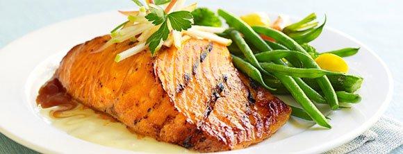 ماهی جز مغذی ترین و سالم ترین مواد غذایی