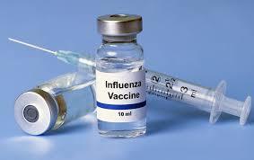 تاثیر زدن واکسن آنفولانزا در صبح
