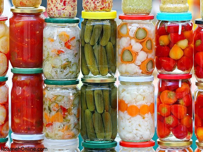 مزایای مصرف مواد غذایی تخمیری