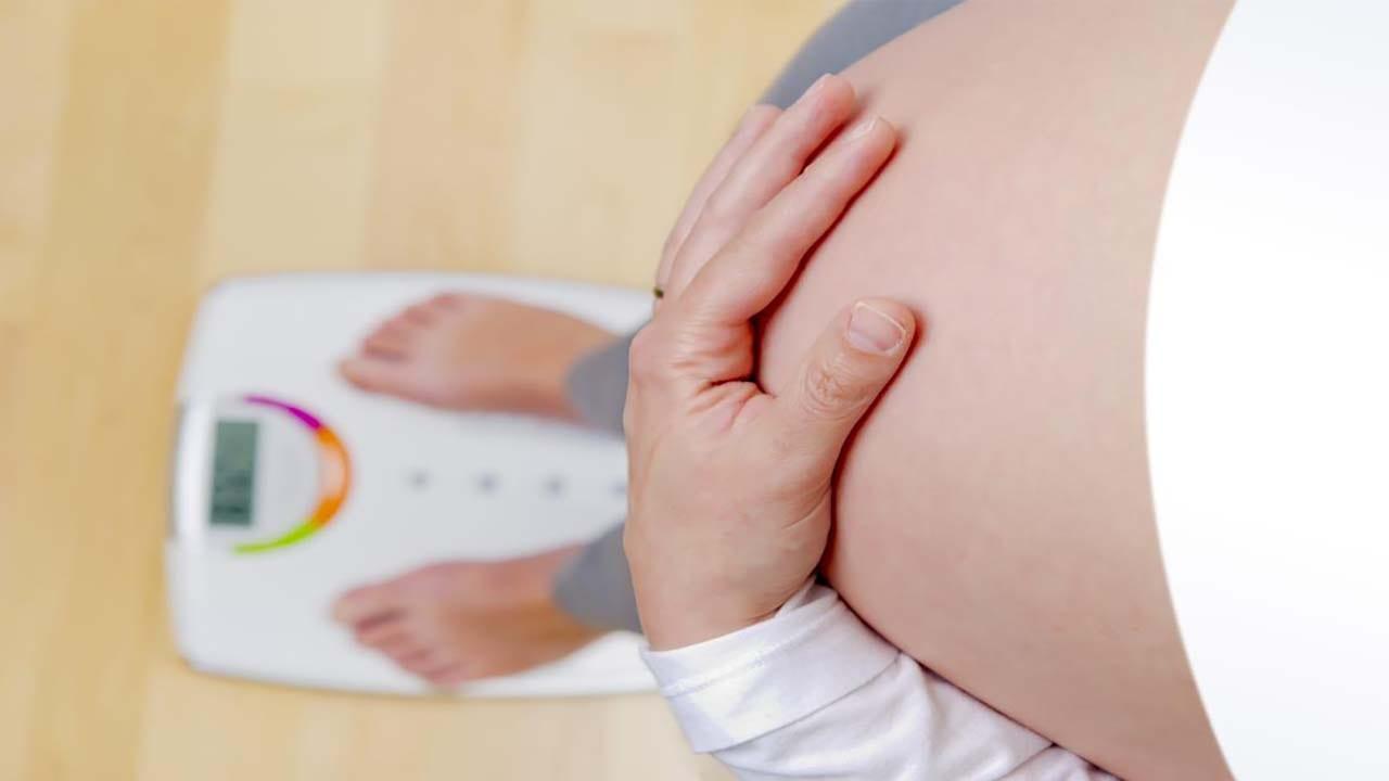 کاهش وزن دوران بارداری با ورزش های زیر