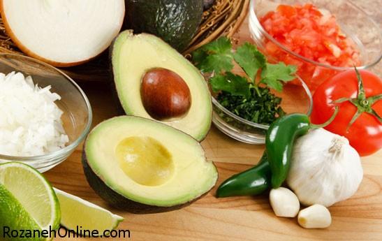 کاهش وزن با مواد غذایی بسیار آسان + دستور پخت
