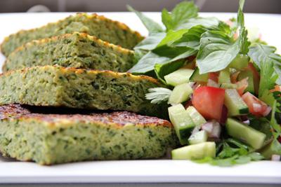 طرز پخت خاگینه کدو سبز با استفاده از زعفران