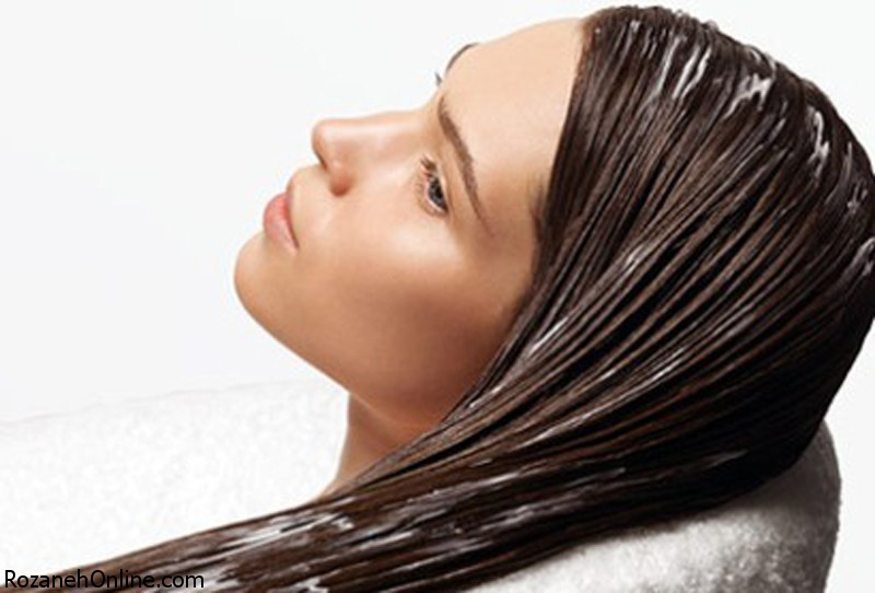 آموزش درست کردن ماسک مو کاملا طبیعی و ارزان