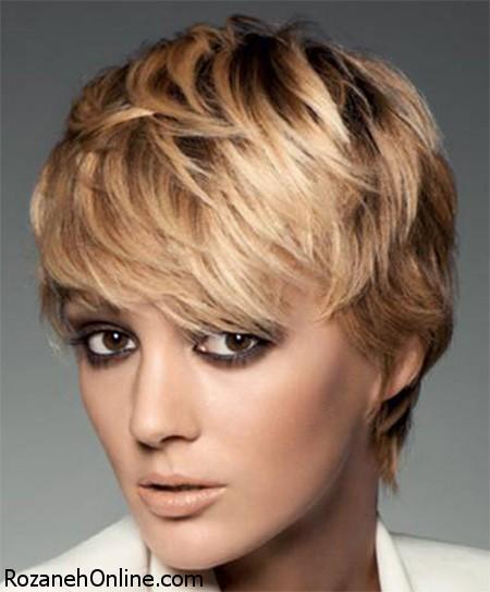 مدل مو کوتاه زنانه + 5 مدل از بهترین مدل ها
