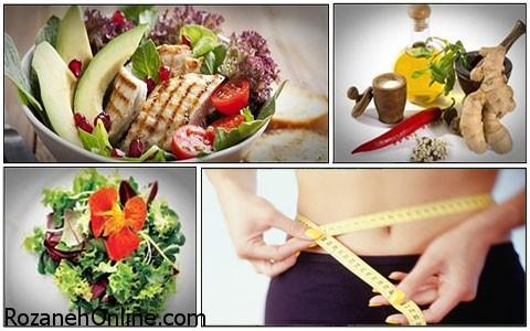 تسریع متابولیسم با 5 روش بسیار آسان و کارآمد